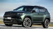 Jeep Compass restylé : quoi de neuf pour 2021 ?