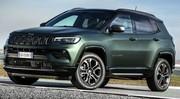 Jeep Compass restylé : révolution intérieure