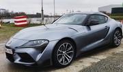 Essai : Que pensez-vous de la Toyota GR Supra 2.0 ?