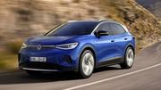 La Volkswagen ID.4 bientôt disponible avec une batterie de 52 kWh