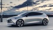 Une future citadine sous la Classe A chez Mercedes ?