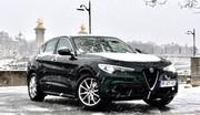 Essai Alfa Romeo Stelvio 2.2l 190 ch AT8 : le bon compromis?