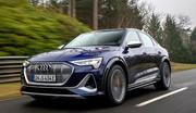 Essai Audi e-tron Sportback S : le Tesla Model X dans le viseur