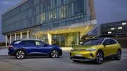 Volkswagen ID.4 (2021) : Petite batterie et version sportive annoncées