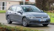 Essai Volkswagen Golf SW (2021) : le break bien sous tous rapports
