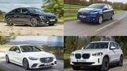 Les ventes de voitures neuves en hausse de 10 % en Europe en 2021