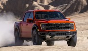 Ford F-150 Raptor 2021 : Un Raptor encore plus efficace
