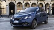 Lancia Ypsilon (2021) : Nouveau restylage pour la citadine italienne