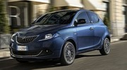 Lancia Ypsilon : lifting et hybridation