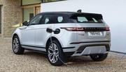 Notre essai du Range Rover Evoque P300e hybride rechargeable