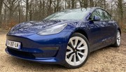 Essai vidéo - Tesla Model 3 (2021) : balle masquée