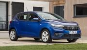 La Dacia Sandero dépasse les Peugeot 208 et Renault Clio en janvier 2021