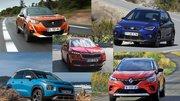 Les SUV consomment-ils vraiment plus ? Partie 1 : les petits SUV