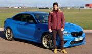 Essai BMW M2 CS par Soheil Ayari : la BMW ultime ?