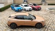 DS 4 Cross (2021) : Première rencontre avec le Mercedes-Benz GLA II