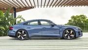 Audi e-tron GT (2021) : Le coupé électrique sur base de Porsche