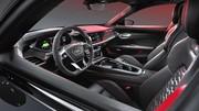 Audi RS e-tron GT (2021) : Le coupé électrique passe à près de 650 ch