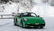 Essai Porsche 718 Boxster GTS 4.0