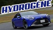 Toyota Mirai II : la voiture à hydrogène par excellence arrive en France !