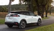Essai Peugeot e-2008 : le petit SUV électrique sochalien