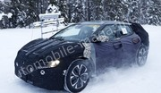 Premières photos extérieures et intérieures du futur crossover électrique Kia