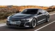 Audi e-tron GT et RS : tous en électrique !