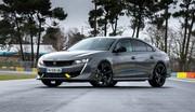 Premier essai Peugeot 508 PSE : vivre avec son temps