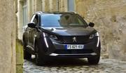 Essai Peugeot 3008 GT Hybrid4 restylé (2021) : que vaut le SUV branché de 300 ch?