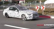 La future Mercedes-AMG C53 avec un quatre cylindres