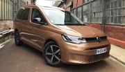 Essai vidéo Volkswagen Caddy 5 (2021) : le Caddy de Golf