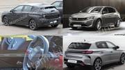 Les changements de la nouvelle Peugeot 308 présentée le 18 mars
