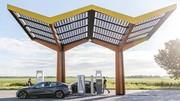 Autoroutes françaises : une station de recharge pour toutes les aires de service