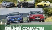 Guide d'achat : Quelle voiture compacte choisir en 2021 ?