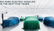 Jaguar Land Rover. Un plan d'électrification à deux vitesses annoncé