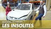 Réserves du musée Peugeot : A la découverte des véhicules insolites