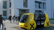 Les robotaxis bientôt autorisés en Allemagne ?