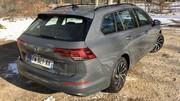 Essai Volkswagen Golf SW (2021) : bienvenue aux clubs