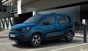 Le Peugeot Rifter reçoit un moteur électrique
