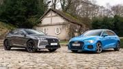 DS 4 (2021) vs Audi A3 Sportback : La référence devient française ?