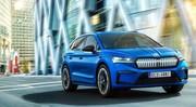 Škoda Enyaq iV, maintenant en Sportline