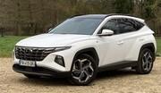Essai Hyundai Tucson 1.6 CRDi 136 ch Hybrid 48v : une motorisation toujours dans le coup ?