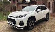 Essai vidéo Suzuki Across (2021) : l'attaque des clones
