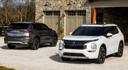 Mitsubishi Outlander : un succès en Europe… qui ne sera plus vendu en Europe