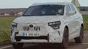 Le futur Renault Kadjar surpris dans Paris !