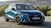 Nouveau diesel de 200 ch pour l'Audi A3