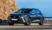 Cupra Formentor e-Hybrid : deux déclinaisons hybrides rechargeables pour le brûlant SUV hispanique