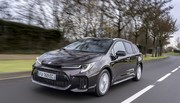 Essai Suzuki Swace (2021) : Que vaut le clone du break Toyota Corolla ?