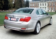 Essai BMW 750 Li : haut de gamme provisoire