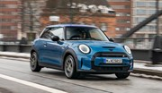 La Mini Cooper SE s'offre une nouvelle finition exclusive Mini Electric Collection