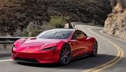 Tesla Roadster : fusée planante et essuie-glaces électromagnétiques